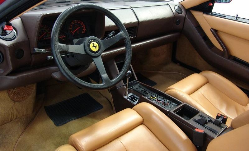 Ferrari testa